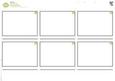 Solution Storyboard  Mindshake Design Thinking TEMPLATES PDF…