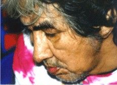 Photo of Norval Morrisseau