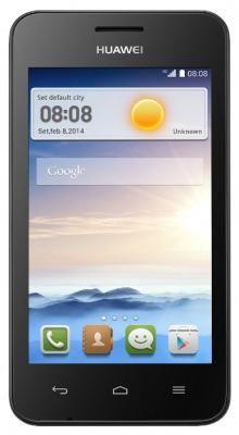 "Смартфон Huawei Ascend Y330 Black  — 4990 руб. —  смартфон, Android 4.2, поддержка двух SIM-карт, экран 4"", разрешение 480x800, камера 3 МП, память 4 Гб, слот microSD (TransFlash), Bluetooth, Wi-Fi, 3G, GPS, аккумулятор 1500 мАч, вес 126 г, ШxВxТ 63.50x122.10x11.30 мм"
