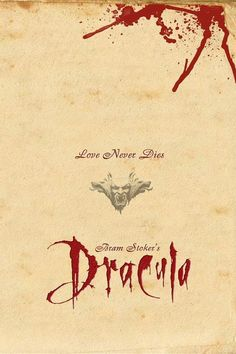 Dracula, Vampires, Terror.