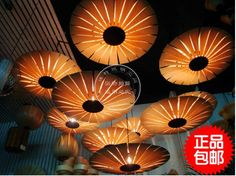 Luxurious hanging light fixtures, globe pendant light of different crystal design, find your favorite wood umbrella veneer chandelier southeast asian chinese style japanese style thai hotel teahouse lamps from zengjunqian and enjoy the new look of your house with light pendants.