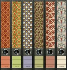 Ordnerrücken für schmale Ordner viele Motive Ordneraufkleber Aufkleber Deko A01   eBay