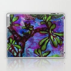 money plant Laptop & iPad Skin by seb mcnulty - $25.00