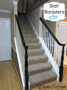 Stair Remodel - pain