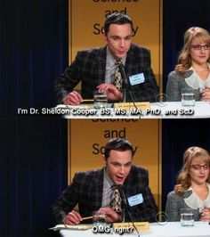 #sheldoncooper #funny