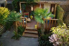 Surinaamse tuin - Eigen Huis en Tuin