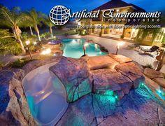 Central Florida Custom Pools - ArtificialEnvironmentsInc.com