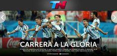 ARGENTINA GANA A HOLANDA LA SEMIFINAL