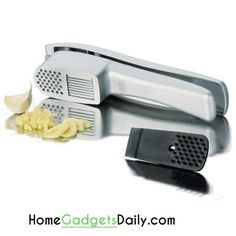 Awesome Garlic Press, kitchen gadget