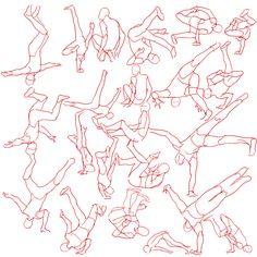 Pixiv's Artist 0033's studies