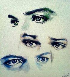 Spn #eyes