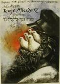 Tevya the Milkman by Andrzej Pagowski