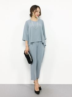 Dress Codes, Work Wear, Jumpsuit, Normcore, Chic, How To Wear, Outfits, Dresses, Reception