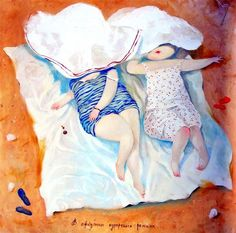 In anticipation of holiday romance by Gapchinska