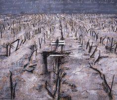 Anselm Kieffer  www.yasoypintor.com, #abstract art, #modern art, #contemporary art, #modern abstract art