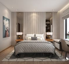 Bed headboard, good idea for your bedroom, hand made bed design bedroom, furniture any type and size. Modern Luxury Bedroom, Luxury Bedroom Design, Bedroom Furniture Design, Home Room Design, Master Bedroom Design, Contemporary Bedroom, Luxurious Bedrooms, Interior Design, Master Suite