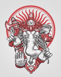 Ganesh by Schorer