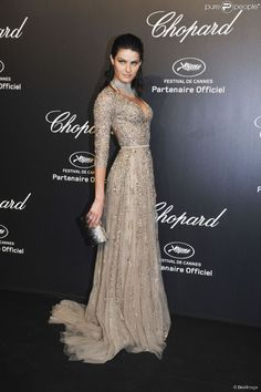 Isabeli Fontana.. #Cannes2015
