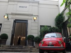Another place that got my attention in Paris was Merci Merci. Interior Design, clothing and Jewelry in one place. Cities, Paris, Interior Design, Instagram, Nest Design, Montmartre Paris, Home Interior Design, Paris France, Apartment Design