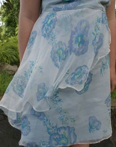 Truffle dress, from The Colette Sewing Handbook #sewing