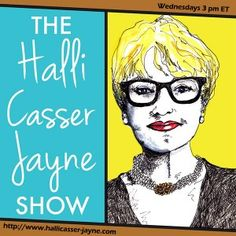 Whether it's politics, celebrity talk, or the latest must-read award-winning book, Halli tackles all topics on the Halli Casser-Jayne Show. Lynn Goldsmith, Nelson Demille, Beat Generation, Nobel Peace Prize, Barbra Streisand, New Fashion Trends, Audrey Hepburn, Rock And Roll, Interview
