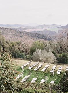 Gorgeous Organic Outdoor Tuscany Wedding - Once Wed. #outdoorweddingphotography #outdoorweddings  #organicwedding