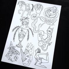 @madamepauselini ✨✨ tattoo & romance