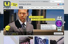 u-Men geeft stijl- en imagoadvies aan mannen. http://cowpunks.nl/portfolio_webdesign_websites_webapplicaties_onlinemarketing/umen