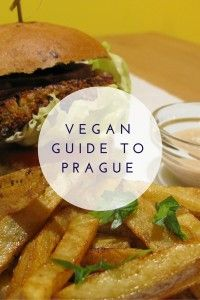 Vegan Guide to Prague Pin1