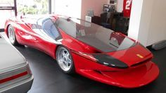 Ferrari Testa d'Oro, l'unico esemplare è sparito