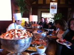 Navio Sunday Brunch at the Ritz Carlton Half Moon Bay