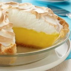 This classic lemon meringue pie is exceptional and is absolutely beautiful to behold. The lemon flavor is a sweet and tangy slice of heaven!