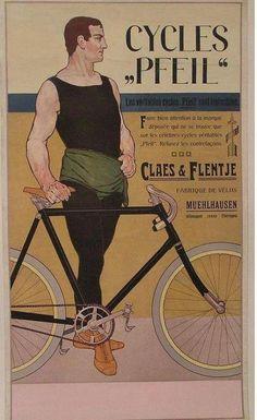 1908 C CYCLES PFEIL MUELHAUSEN