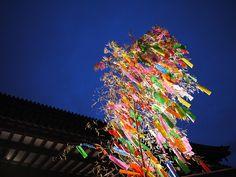 増上寺七夕祭 - Tanabata festival in Zojoji, Tokyo                                                                                                                                                                                 More
