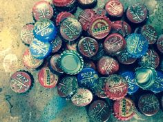 Replica Nuka Cola caps in various stages of age and condition will bring the Fallout Universe to life! Also makes a fun cosplay gag when you try to buy some swag with your caps. Fallout 3, Fallout Cosplay, Baddie, Karma, Vault 111, Vault Dweller, Idda Van Munster, Lone Wanderer