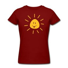 Sonne T-Shirt | Spreadshirt | ID: 7901143 #Spreadshirt #SOLD #sun #zon #soleil #sonne