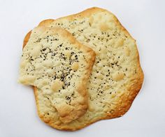 Make your own crackers. Healthier and cheaper than the fancy crackers at the store!
