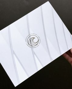 New work added to saturdaystudio.com: Corporate Circle branding and brochure for @southcarolinaaquarium  #charleston #scaquarium #goldfoil #printdesign #todayatsaturday