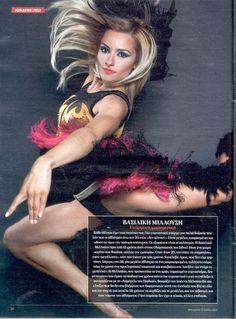 Photo Shooting BHMagazino by Beauty Queen - Martha