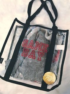 2395302300b8 198 Best Clear Stadium Totes and  stadiumapproved Accessories for ...