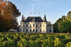 Château Palmer, is in the Margaux appellation d'origine contrôlée of the Bordeaux region.