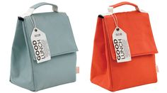 The 31 most useful and stylish lunch boxes in the world, whether you're in grade school, high school, university, or just need a mealtime carryall Sac Lunch, Kids Lunch Bags, Reusable Lunch Bags, Insulated Lunch Bags, Salvatore Ferragamo, Fabric Bags, Couture, Purses, Tote Bag
