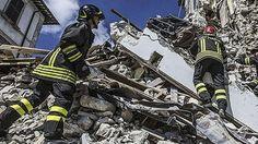 Terremoto en Italia: Los fallecidos son más de 240