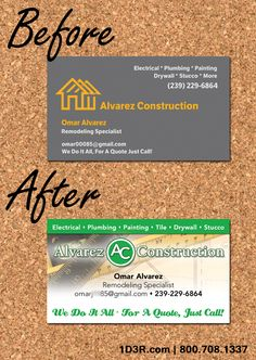 Branding for construction companies part 1 essential printed a construction company trades 2 colors for the whole spectrum colourmoves