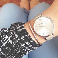 Friday Wrist Shot <3 #oliviaburton
