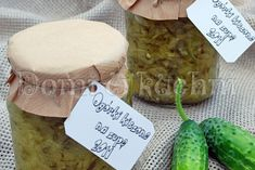 Ogórki kiszone na zupę | Domi w kuchni
