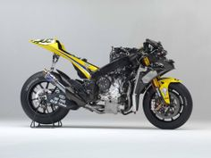 Valentino Rossi's 2006 Yamaha YZR M1 Stripped Naked