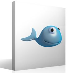 Adesivi per Bambini Whale