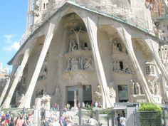 La Sagrada Familia - Spain
