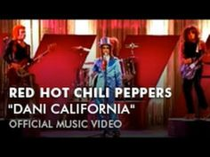Red Hot Chili Peppers - Dani California (Video) (+playlist)